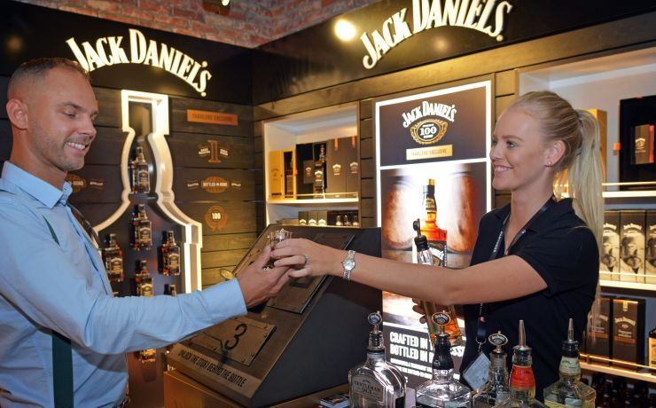 Jack Daniels Amsterdam