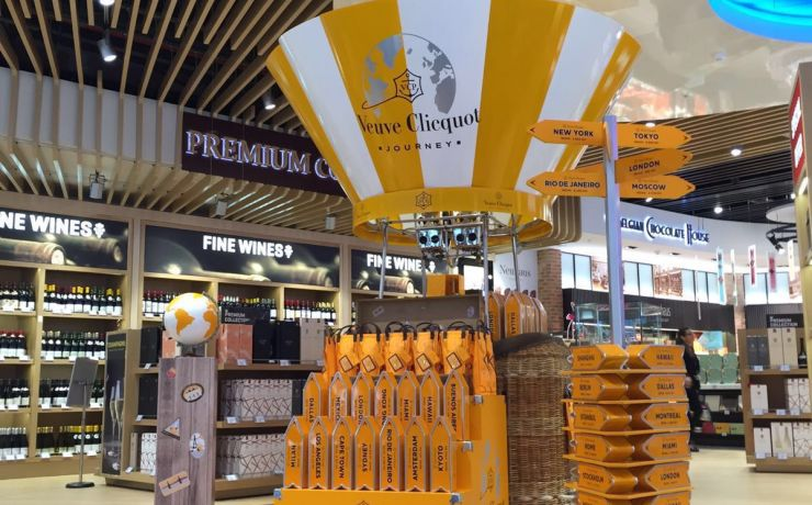 Veuve Clicquot Journey Brussel
