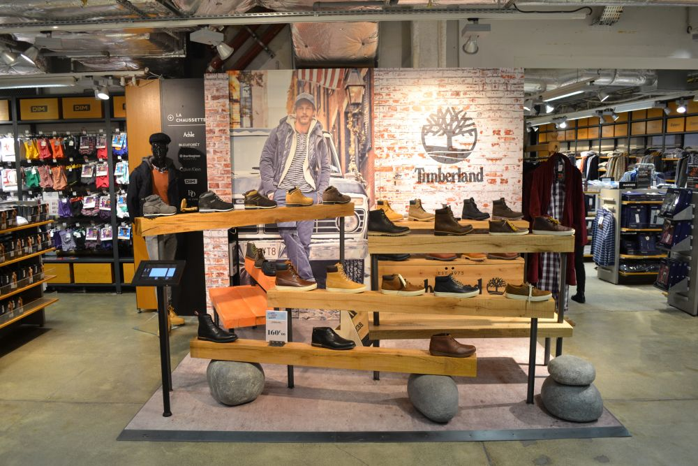 Timberland Pop Up